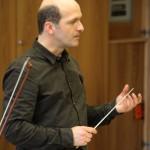 Christoph Schlüren, Dirigent